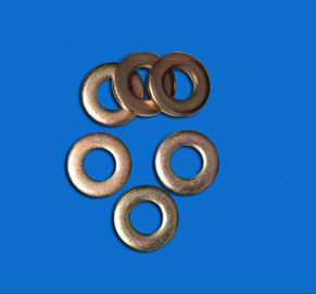 China Bright Surface Chrome Flat Washers Abundant Painting Ring Shape supplier