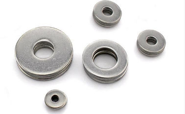 China Lan'bai's galvanized, carbon steel flat washer, precision fastener connection supplier